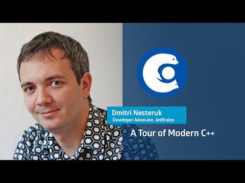 A Tour of Modern C++