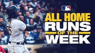 All Home Runs of the Week: 5/14 - 5/20