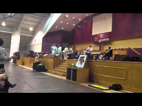 Rev. Andrew Cheairs & The SongBirds @ The Family Of Tribe Anniv. - Part 1