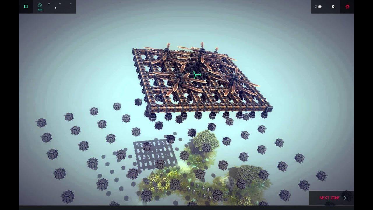 Besiege - Carpet Bomb - YouTube
