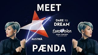 """Road to Eurovision Song Contest 2019: Austria with Paenda (Pænda) """"Limits"""""""