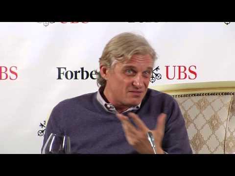 Олег Тиньков на Forbes клубе