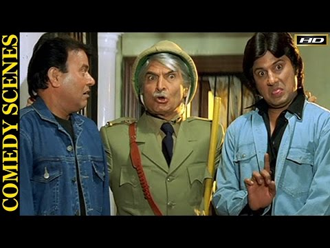 The Best Comedian Asrani | Shera Movie Comedy Scene