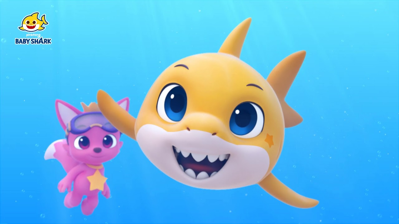 Baby Shark Channel OPEN | Meet Baby Shark on Baby Shark Official Channel NOW