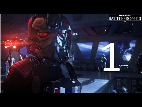 Her World Blown Up... Literary   Star Wars Battlefront 2 Campaign Part 1 - Prologue & Endor