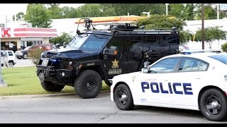 Baton Rouge Shooting | 3 Cops Dead, 3 Wounded [BREAKING NEWS]