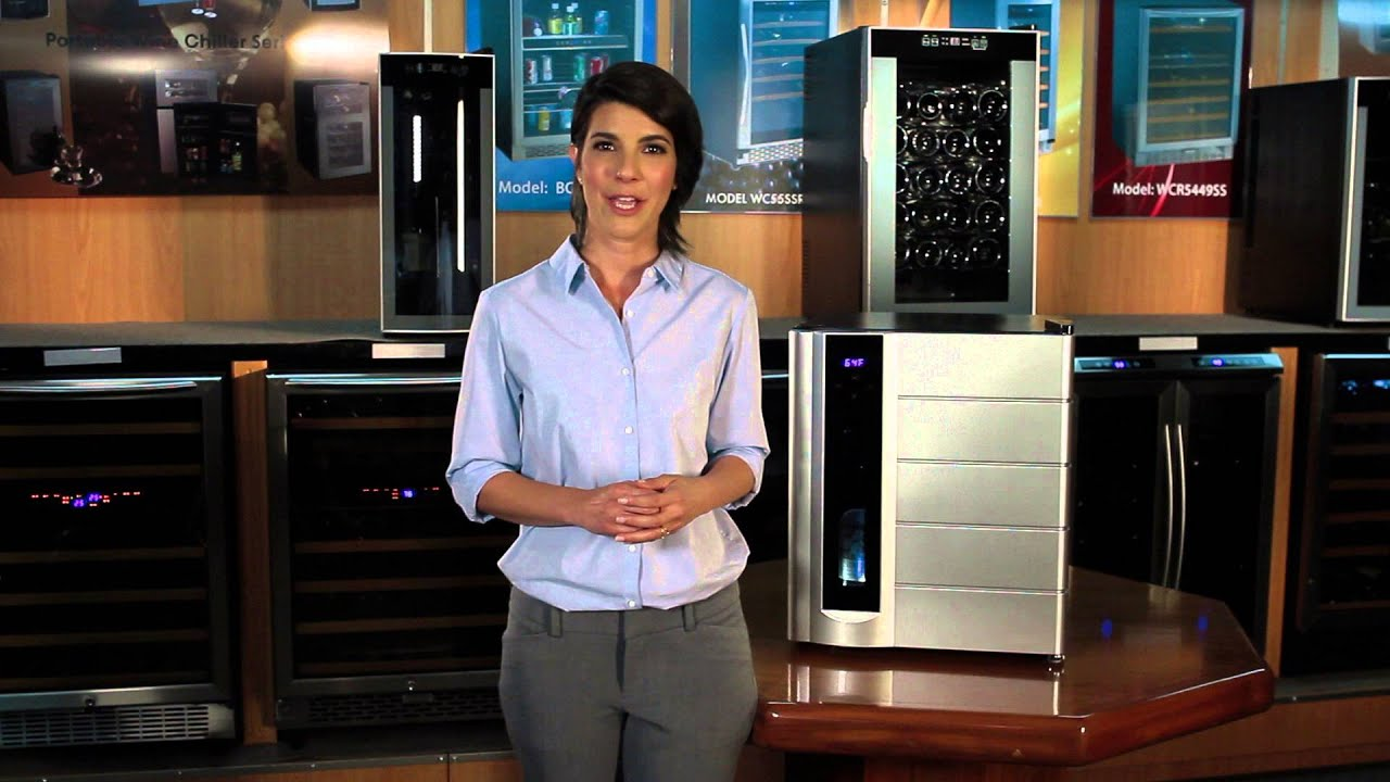 avanti products wine cooler commercial