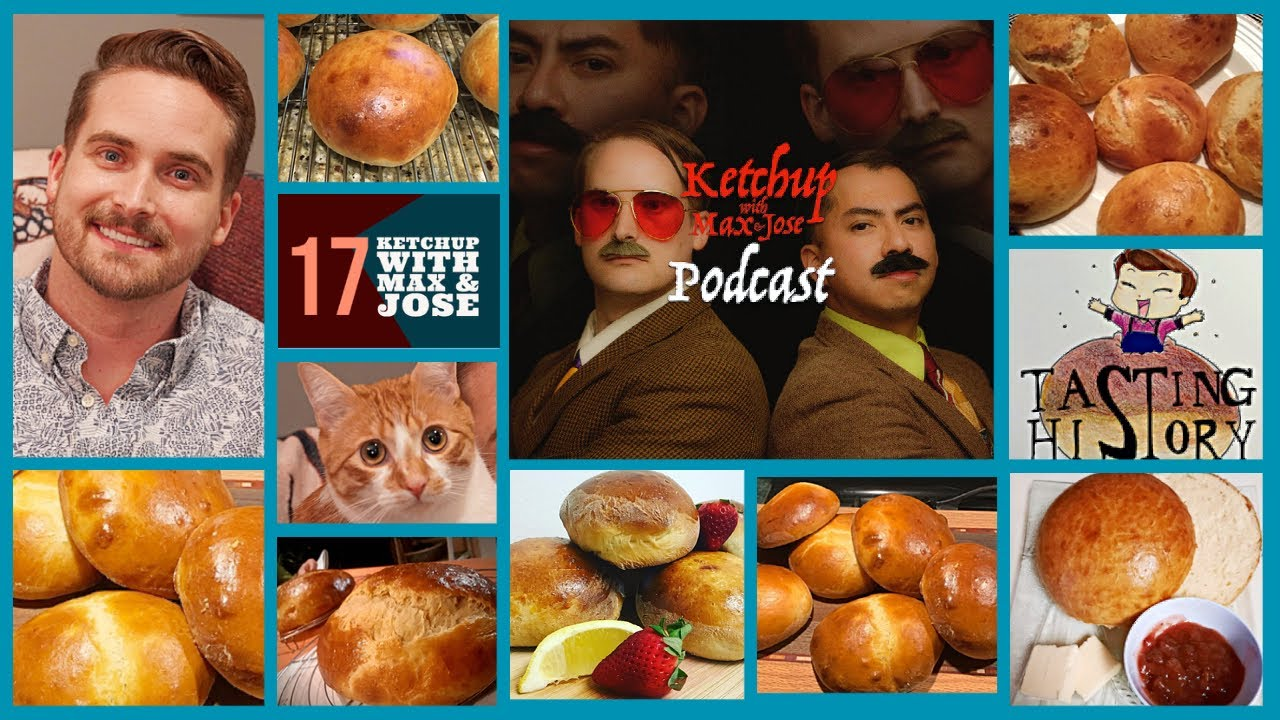 Download 17. Ketchup on Sally Lunn buns and podcasts