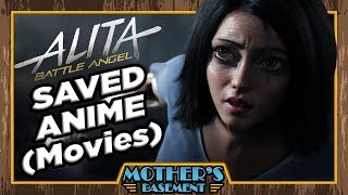 Love Anime? You NEED to See Alita: Battle Angel