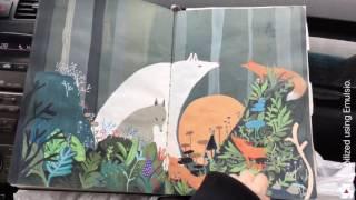 Calarts accepted sketchbook 2017