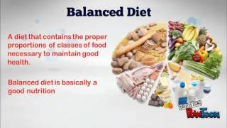 A short video on good nutrition-- created using powtoon -- free sign up at http://www.powtoon.com// create animated videos and presentatio...