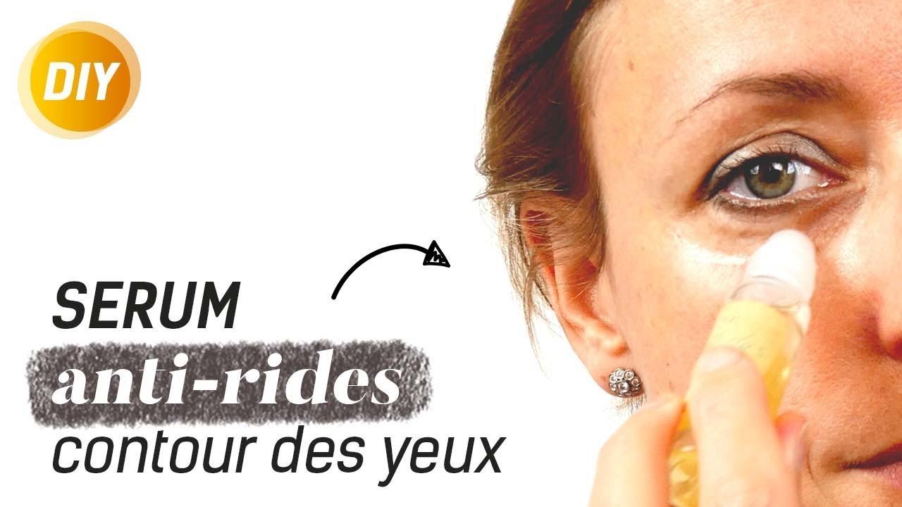 Comment Faire Un Serum Anti Ride Contour Des Yeux Diy Youtube