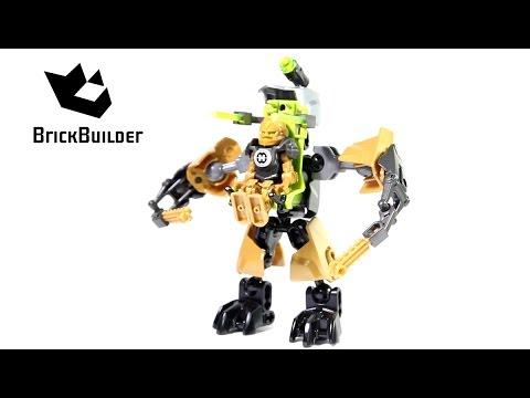 Lego Hero Factory 44023 ROCKA Crawler - Speed Build