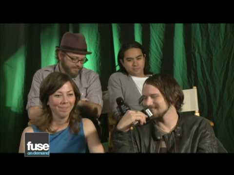 Silversun PIckups Interview (August 2009)
