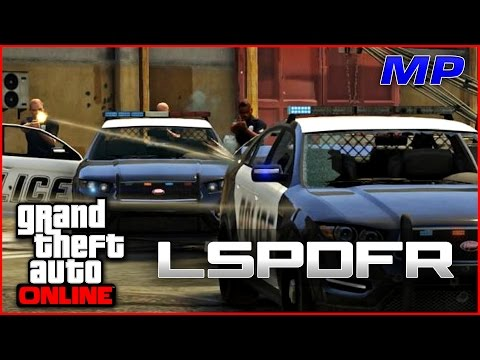 GTA Online  LSPDFR  Buggs and Jeff Chase Me Part 1