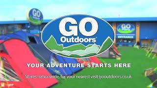 Go Outdoors Camping Range