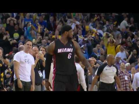 Miami Heat vs Golden State Warriors | February 12, 2014 | NBA 2013-14 Season