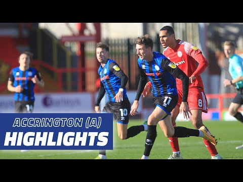 Accrington Rochdale Goals And Highlights