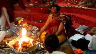 CHANDI HOMAM -16 (Closing Saptashati Nyasam/Navakshari Homam, Durga Sukta Homam)