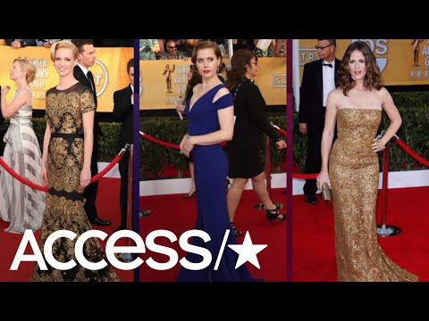 The 10 Best SAG Awards Dresses Of All Time | Access