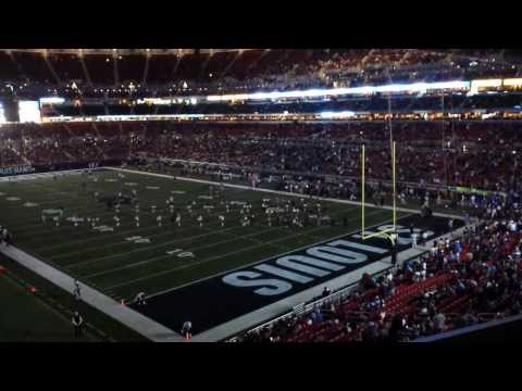 St Louis Rams Introductions vs Tennessee Titans 11/03/2013
