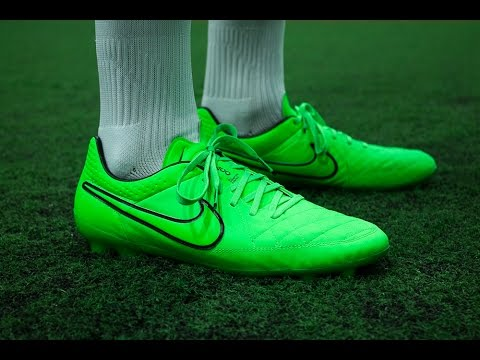 pretty nice c24f0 c8592 Review & On-Feet: Nike Tiempo Legend V Green Strike