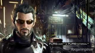 Deus Ex: Mankind Divided - Dawn Engine Tech Demo Trailer (E3 2015) | HD