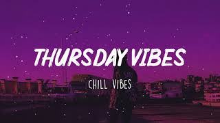 Relaxing Thursday Mornings ☕ Morning Vibes - Chill Mix Music Morning