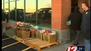 chevy food bank donations