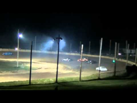250 Speedway Pure Stock Feature 5-22-2015