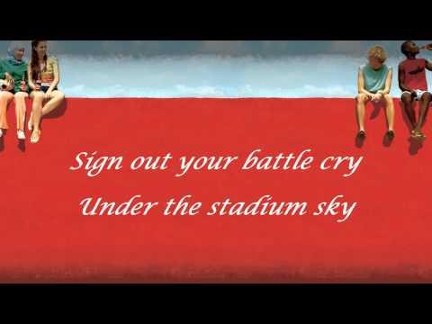 David Correy - The World is Ours - Lyrics