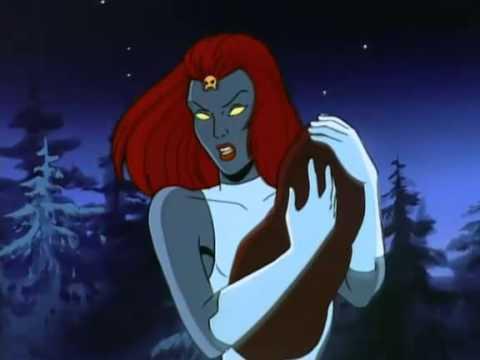 Mystique and Night Crawler