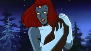 Mystique and Night Crawler