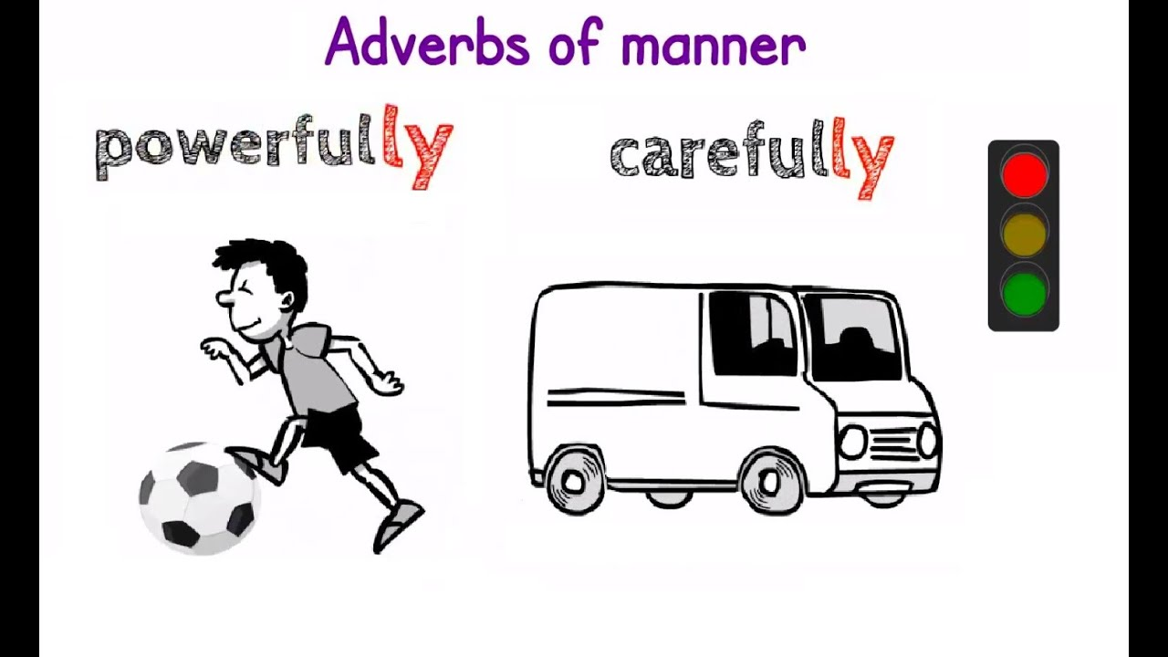 Adverbs Of Manner Youtube