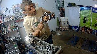 Ремонт двигателя ВАЗ 2107