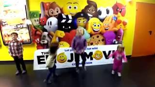 Эмоджи муви The Emoji Movie Эмоции после просмотра мультика