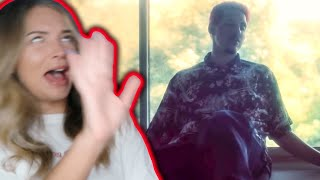 HIS BEST SONG YET!?!!   AMERICAN REACTS: RIN - UP IN SMOKE