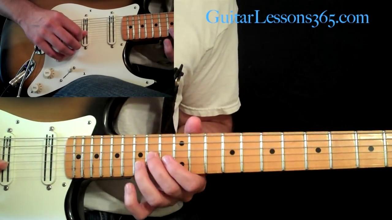 Sweet Child O Mine Guitar Lesson Pt 1 Guns N Roses Intro