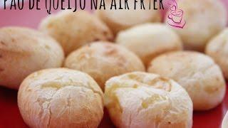 Pão de Queijo na Air Fryer - Mondial AF 05