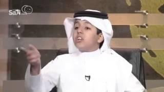شوف حمد ناصر كيف يحشر وليد الفراج
