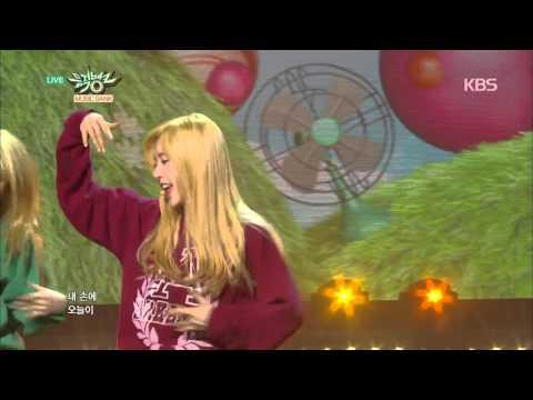 [HIT] 뮤직뱅크 - 레드벨벳(Red Velvet) - Icecream Cake.20150327