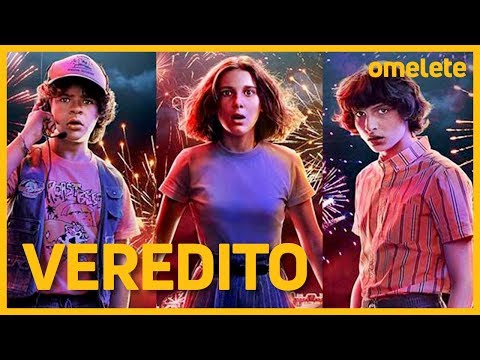 STRANGER THINGS 3 - O VEREDITO
