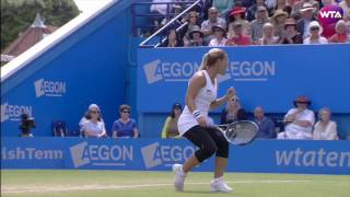 Dominika Cibulkova's Best Shots of 2016