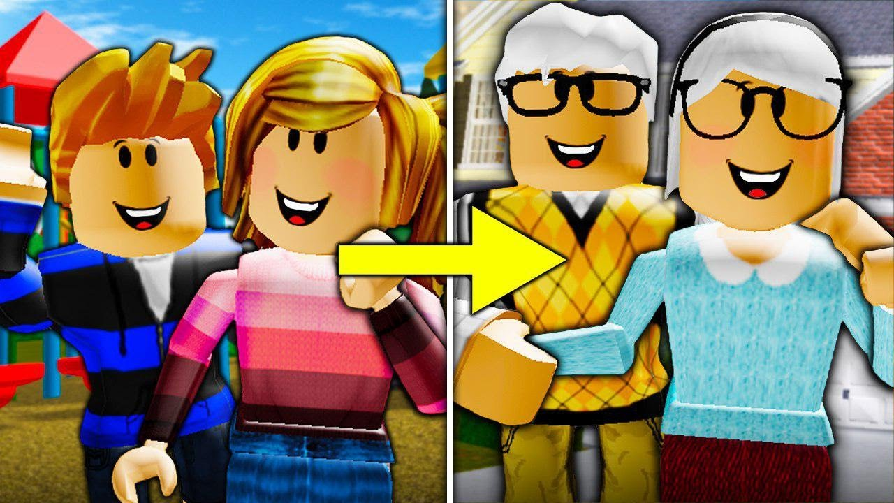 Roblox Sad Stories About Best Friends Birth To Death A Sad Roblox Love Story Youtube