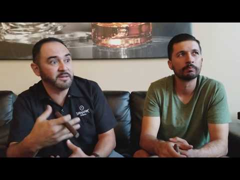 Mike Morales Interviews Andres Garcia of Embajador Tequila