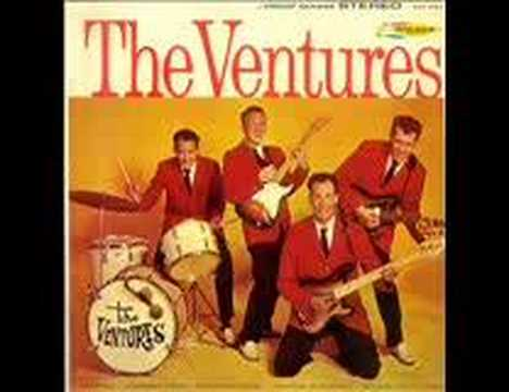 The Ventures - Suicide is Painless