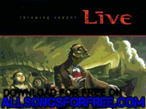 live - Lightning Crashes - Throwing Copper