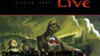 live - Lightning Crashes - Throwing Copper