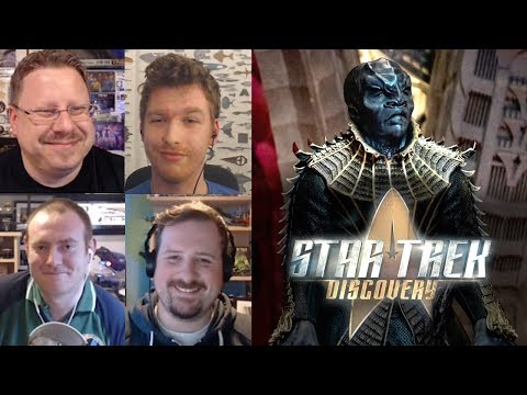 ST: Discovery Trailer Retrospective (Ft. Irish Trekkie & Trek Collector) (Part 2)