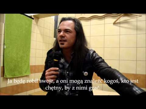 Interview with Isaac Delahaye (Epica)+napisy polskie
